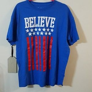 Five star Americana t-shirt
